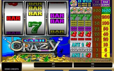 Cash Crazy – Gambling Arena For Online Players