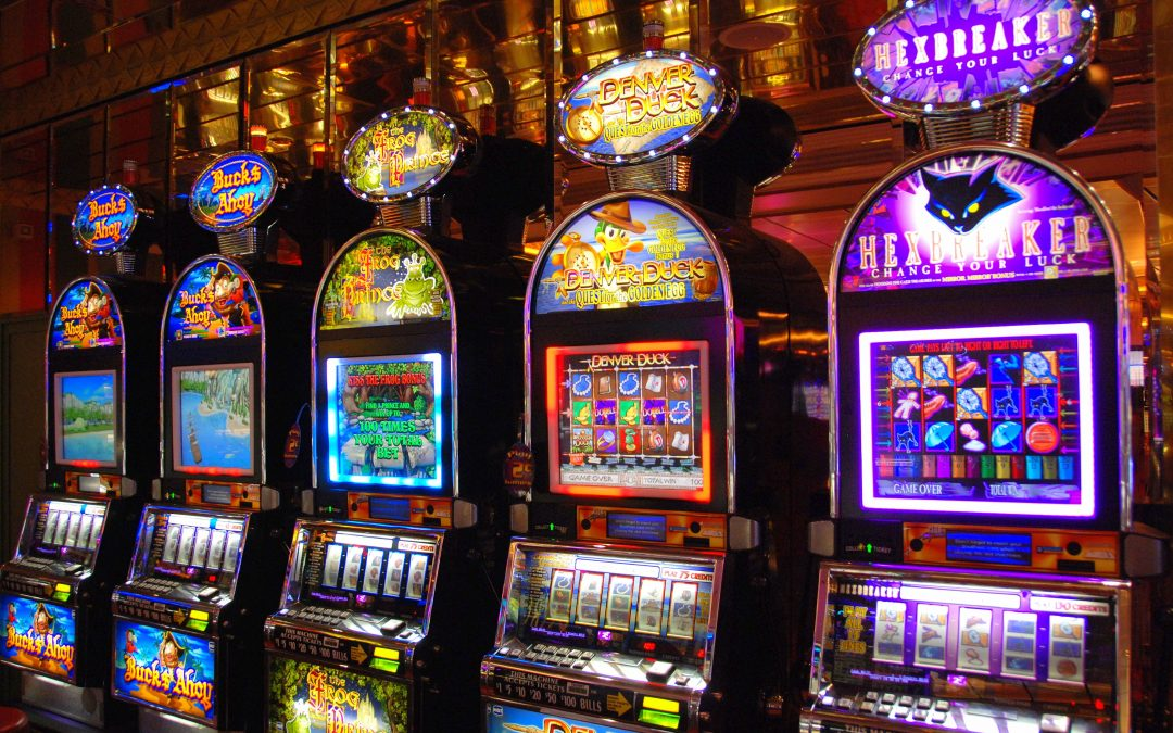 Curiosities of slot machines from their origins to the present