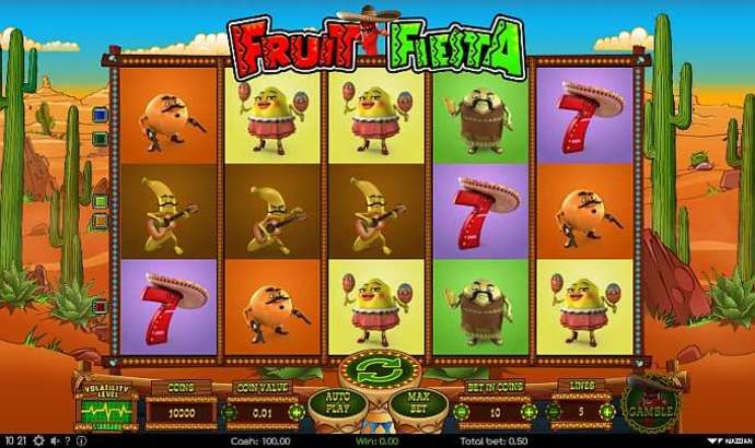 Fruit Fiesta- A Fruitful Result For Online Gamblers