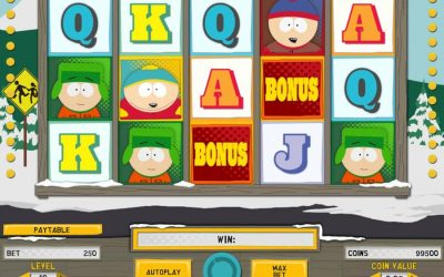 The South Park: An Online Casino