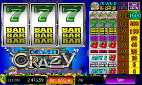 Cash Crazy Slot Machine
